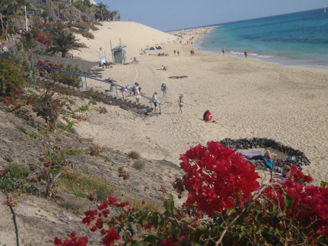 Nearby Beach - Morro Jable, Tajinaste , Morro Jable, Fuerteventura